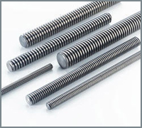 Stainless Steel 310 Threaded Bars
