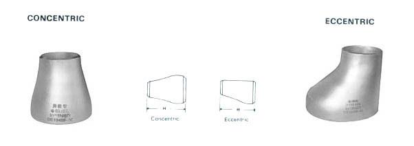 Reducer Concentric vs Eccentric Concentric Eccentric Reducer